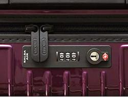 RIMOWA日默瓦Essential系列密码设置及开锁方法【图文教程】-日默瓦拉杆箱