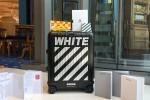 日默瓦专柜正品RIMOWA x OFF WHITE联名款22寸旅行箱-日默瓦拉杆箱
